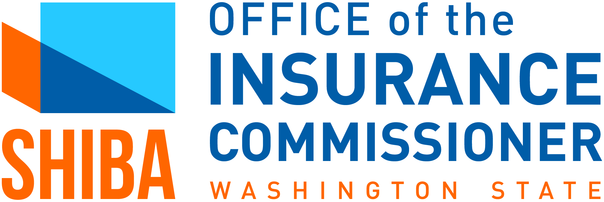 Logo: SHIBA, Office of the Insurance Commissioner, Washington State