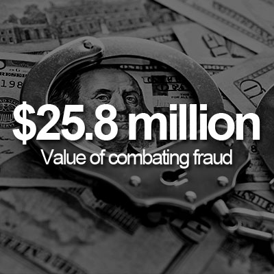 The cost of fraud