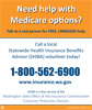 Need help with Medicare options? cube pad