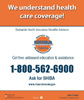 We understand health care coverage cube pad